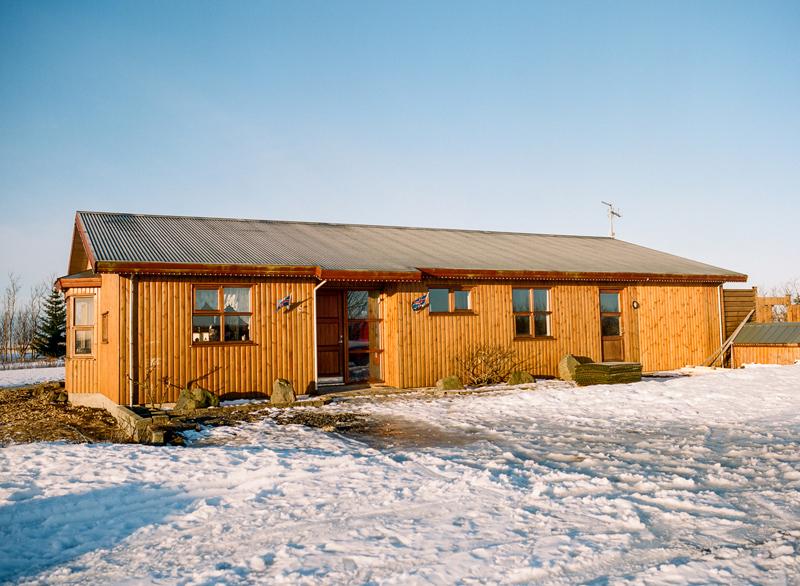 Cabin in Selfoss Iceland.