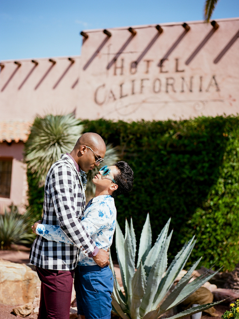 Palm Springs elopement photographer Jessica Schilling