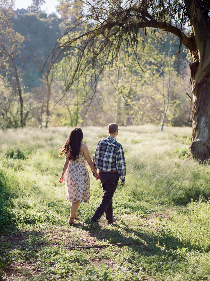 California film photographer Jessica Schilling captures nature and romance for outdoor elopements, engagement, and family photos