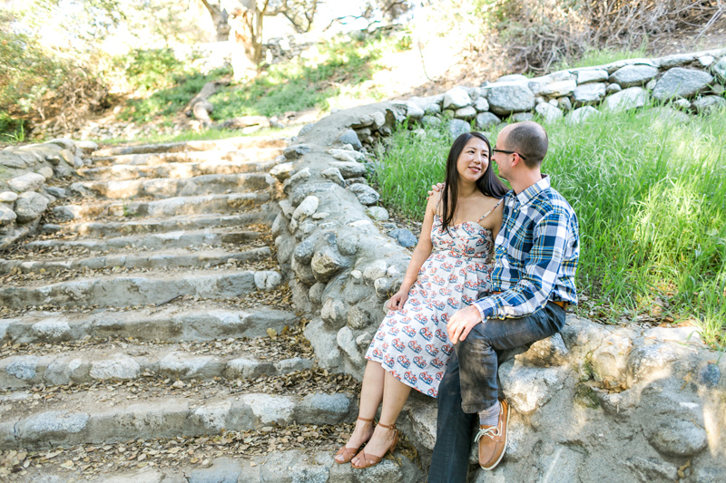 La Casita Del Arroyo Park - perfect outdoor location for natural elopements and engagement, anniversary, or family photos