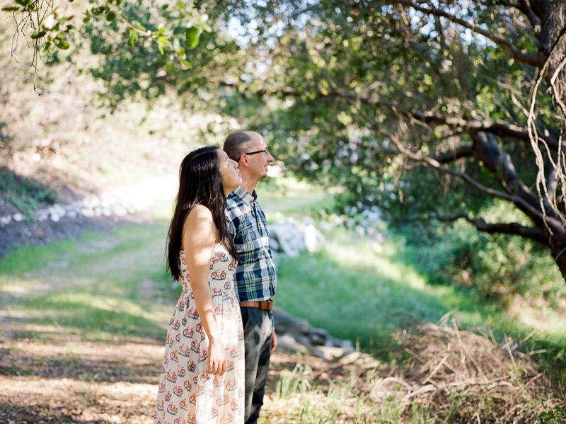 Los Angeles elopement photographer - outdoor weddings, engagements, and photos in nature and shot on film