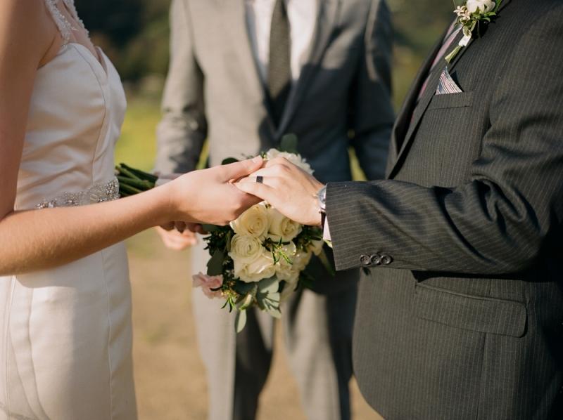 Los Angeles film photographer Jessica Schilling - romantic destination elopement