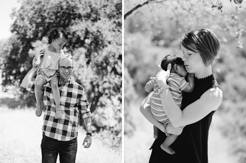 LA documentary family photographer