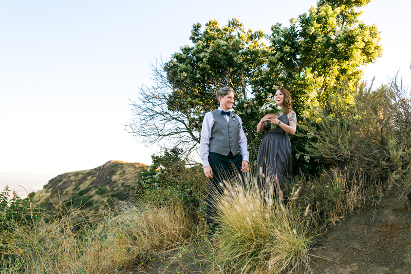 Elope in the wilderness of California