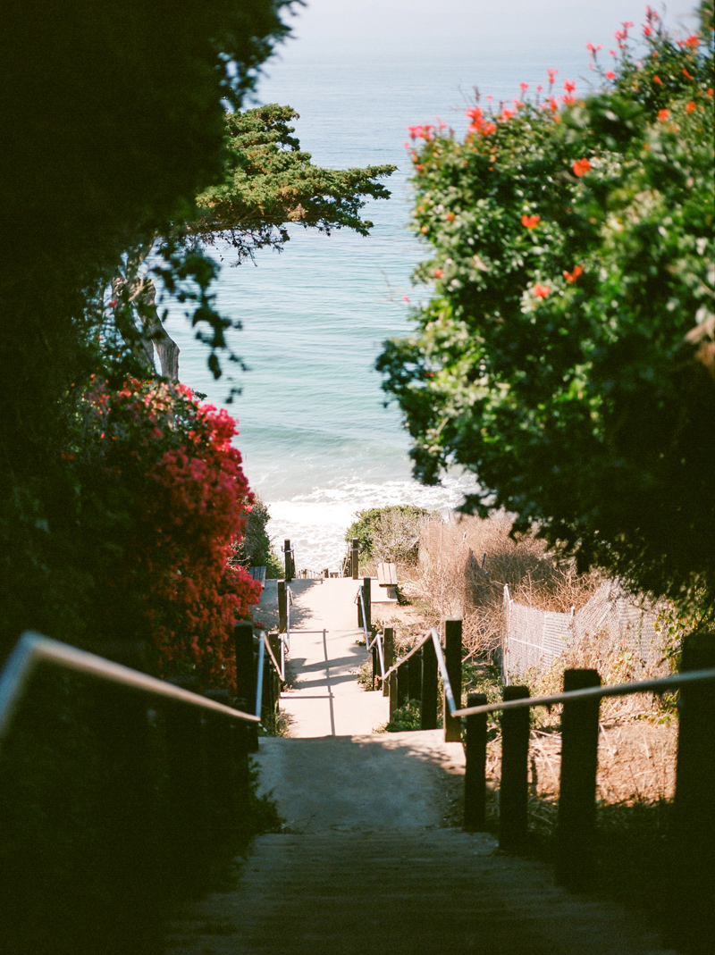 Mesa Lane Steps Santa Barbara Elopement