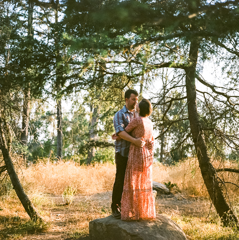 California outdoor elopement photographer