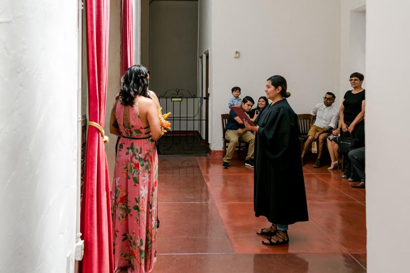 Santa Barbara elopement. LGBTQ wedding photographer