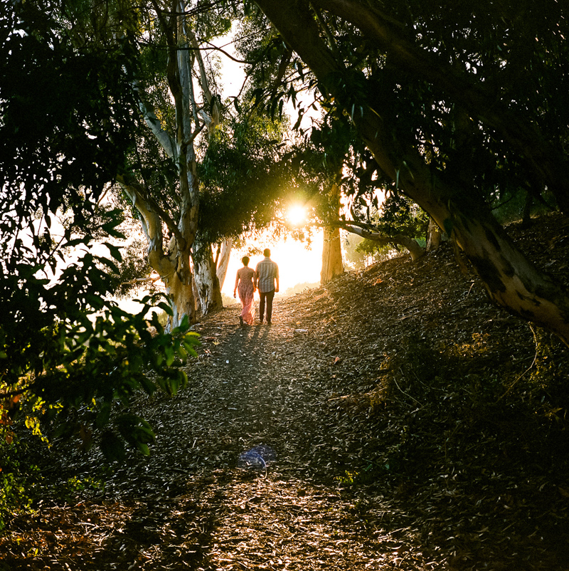 LA outdoor elopement photographer Jessica Schilling
