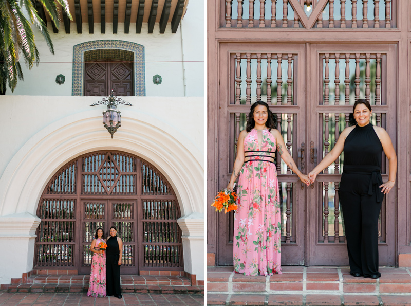 Santa Barbara elopement