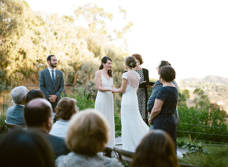 Los Angeles film photographer Jessica Schilling for elopements and intimate weddings