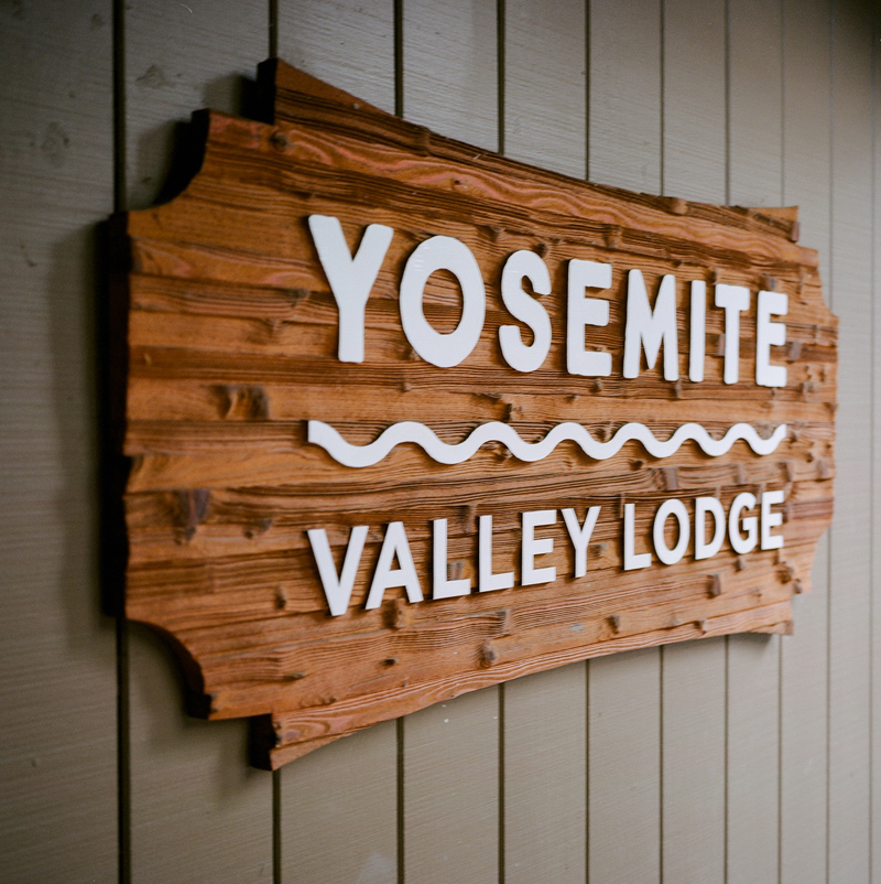 Yosemite Valley Lodge wedding and elopement photographer