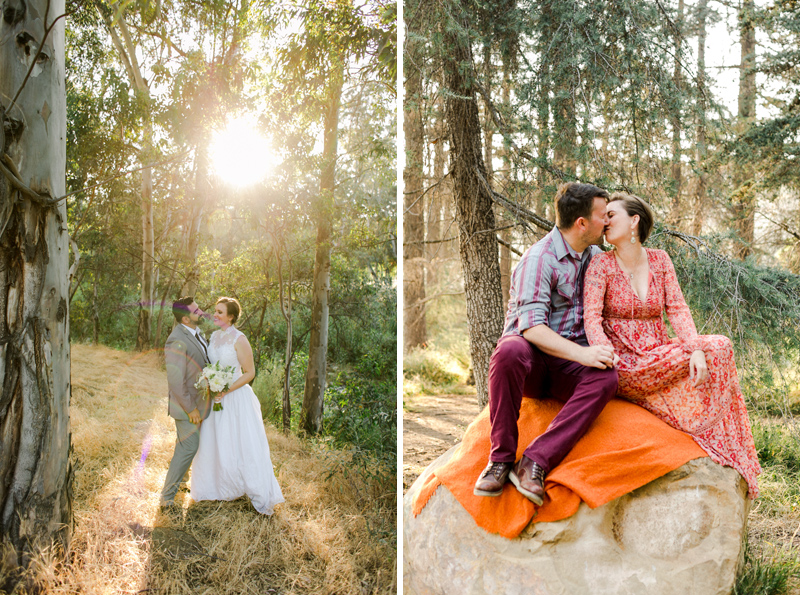 California elopement photography for nature-loving couples