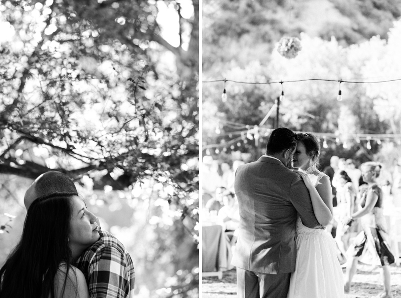 Romantic outdoor engagement photos for adventurous couples