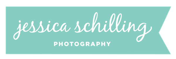 Los Angeles Indie Wedding & Portrait Photography by Jessica Schilling logo