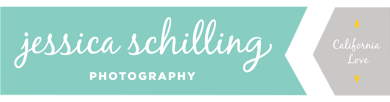 Los Angeles Wedding & Portrait Photography by Jessica Schilling logo