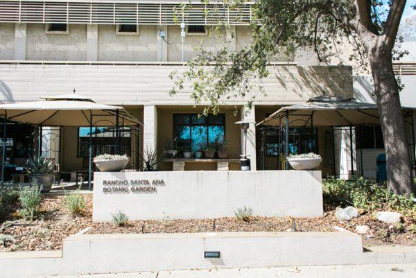 Rancho Santa Ana Botanic Garden Archives California